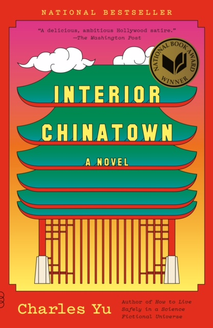 Interior Chinatown cover image by Charles Yu